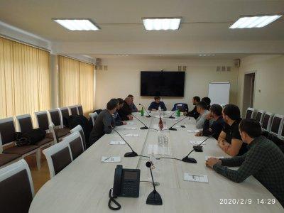 Встреча с представителями бизнеса Акушинского района