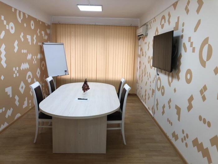 Переговорная комната Мой бизнес